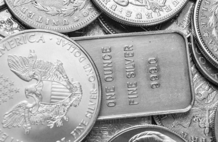 Is it easy to liquidate silver?